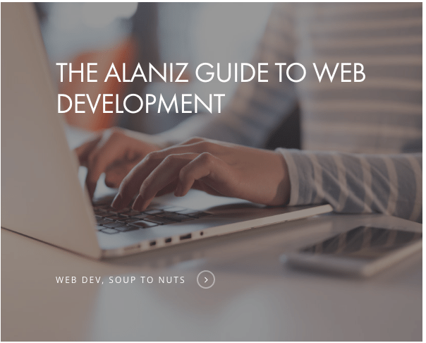 Alaniz Guide to Web Development